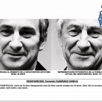 Policía Nacional solicita colaboración para localizar a una persona desaparecida hace 30 años
