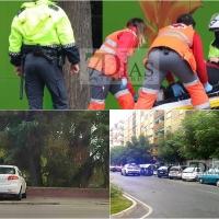 SUCESOS: En las últimas horas se producen una caída, atropello, accidente e intoxicación