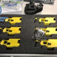La Policía Nacional utilizará por primera vez pistolas eléctricas en España
