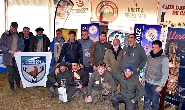 La caza deportiva, protagonista en decenas de municipios de la provincia de Badajoz