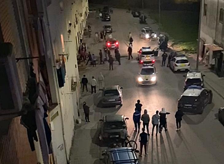 Riña tumultuaria en el Cerro de Reyes (Badajoz) con cinco detenidos