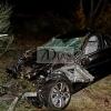 Violento accidente en la autovía entre Badajoz y Mérida