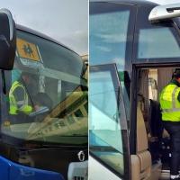El transporte escolar, objetivo de la nueva campaña de vigilancia de la DGT