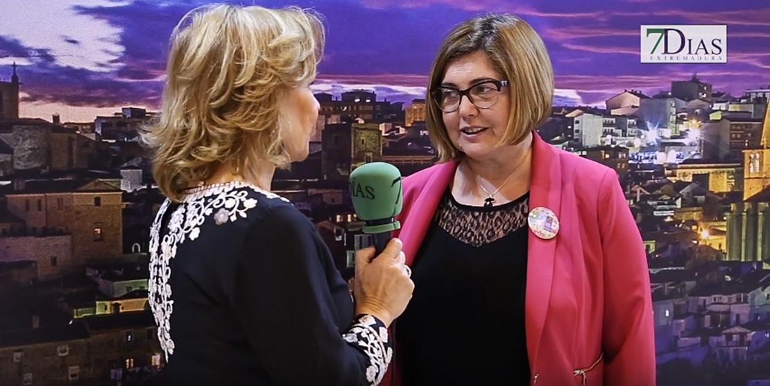 Muere María del Rosario Cordero, presidenta de la Diputación de Cáceres