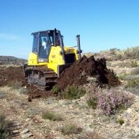 El INFOEX actúa en tareas de prevención estructural contra incendios en Extremadura