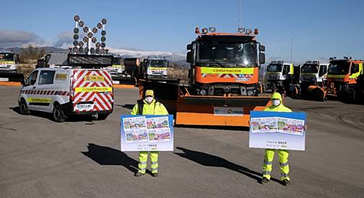 Mitma, ONCE y DGT juntos en la campaña 'Seguridad Vial: responsabilidad de Todos'