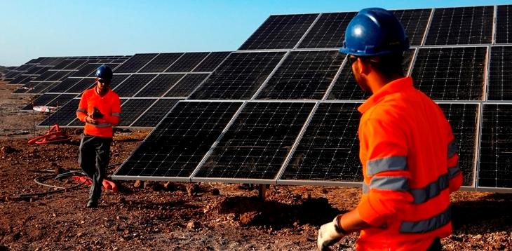 Extremadura a la cabeza en el ranking nacional en energía fotovoltaica en 2020