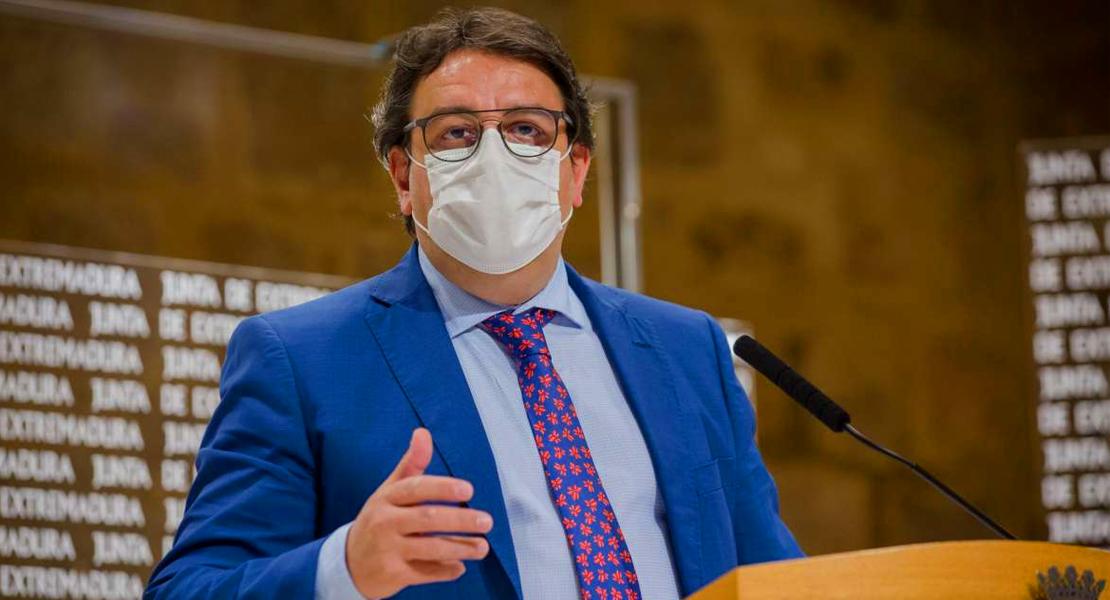 Se prolonga la reunión: ¿Habrá nuevas medidas en Extremadura?
