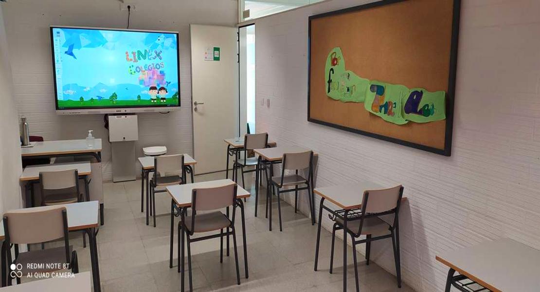 726 profesores y alumnos guardan cuarentena en Extremadura