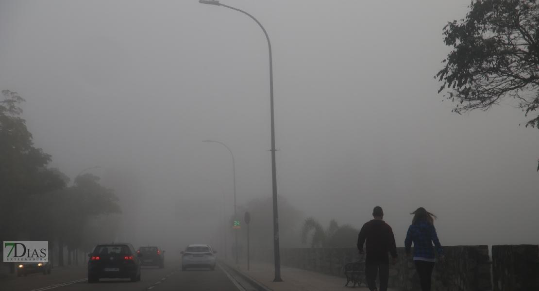 Alerta por bajas temperaturas y niebla en algunas zonas de Extremadura