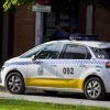 """La Policía interviene en dos áreas de servicio de Badajoz: """"Los clientes se escondían en el baño"""""""