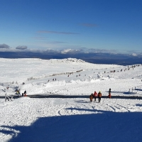 La estación de esquí La Covatilla abre temporada el Día de Reyes