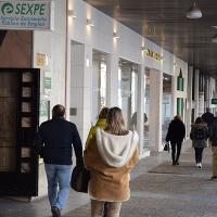 Extremadura finaliza 2020 con más de 112.000 parados
