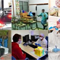 Extremadura registra cerca de 1.200 contagios este martes