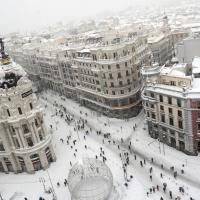 El Ayto de Madrid estudia solicitar la capital como zona catastrófica