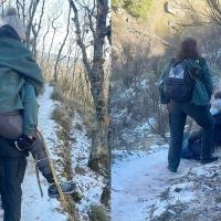 La Guardia Civil rescata a varias personas en el mismo día en Extremadura