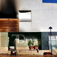 INCENDIO BADAJOZ: Un joven se tira por la ventana para salvar su vida