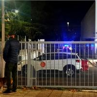 Un hombre fallece en el parking de un establecimiento comercial en Badajoz