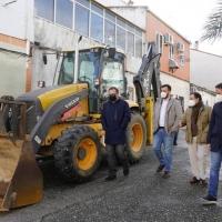 Destacan la inversión en obra pública que se va a llevar a cabo en Cáceres