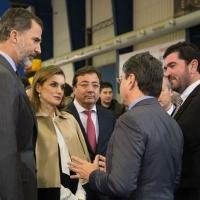 Los Reyes visitarán Extremadura el próximo jueves