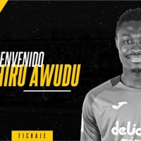 El CD. Badajoz ficha al atacante Awudu