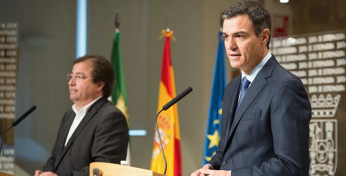 Pedro Sánchez visitará esta semana Extremadura