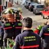 Emotiva despedida a Julián, bombero del CPEI