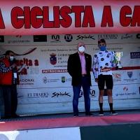 Siguen los éxitos para los pacenses del Kazajoz Team en la Vuelta a Cantabria