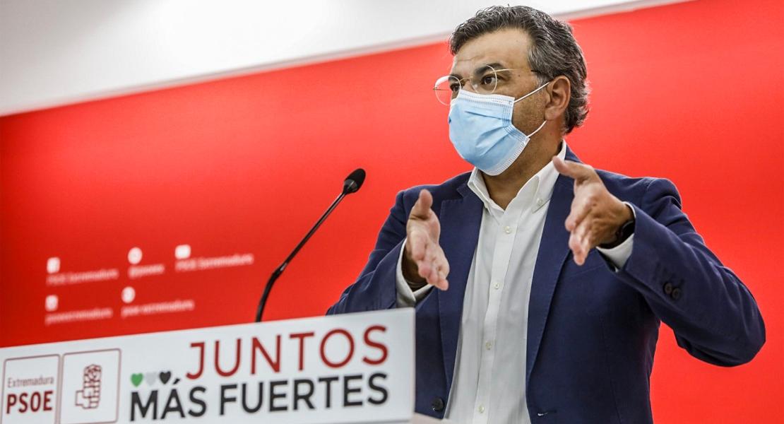 """""""Abril será el mes de la vacunación. Extremadura está preparadísima para afrontar este reto"""""""