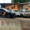 6 vehículos policiales para disolver una riña tumultuaria en Las 800