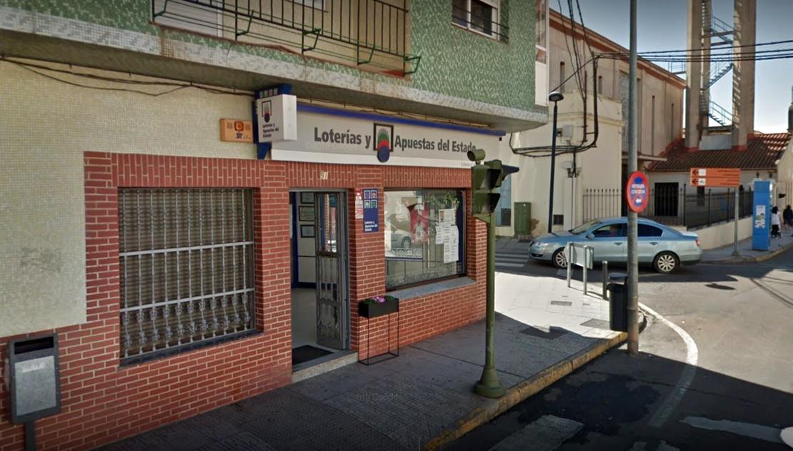 Cae un premio de la Bonoloto en Almendralejo (Badajoz)