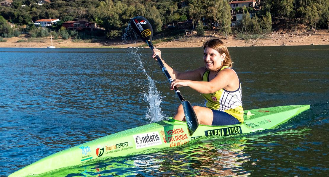 Nuevo reto para la extremeña Elena Ayuso este domingo