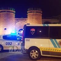Denuncias por circular fuera del horario nocturno permitido en Badajoz