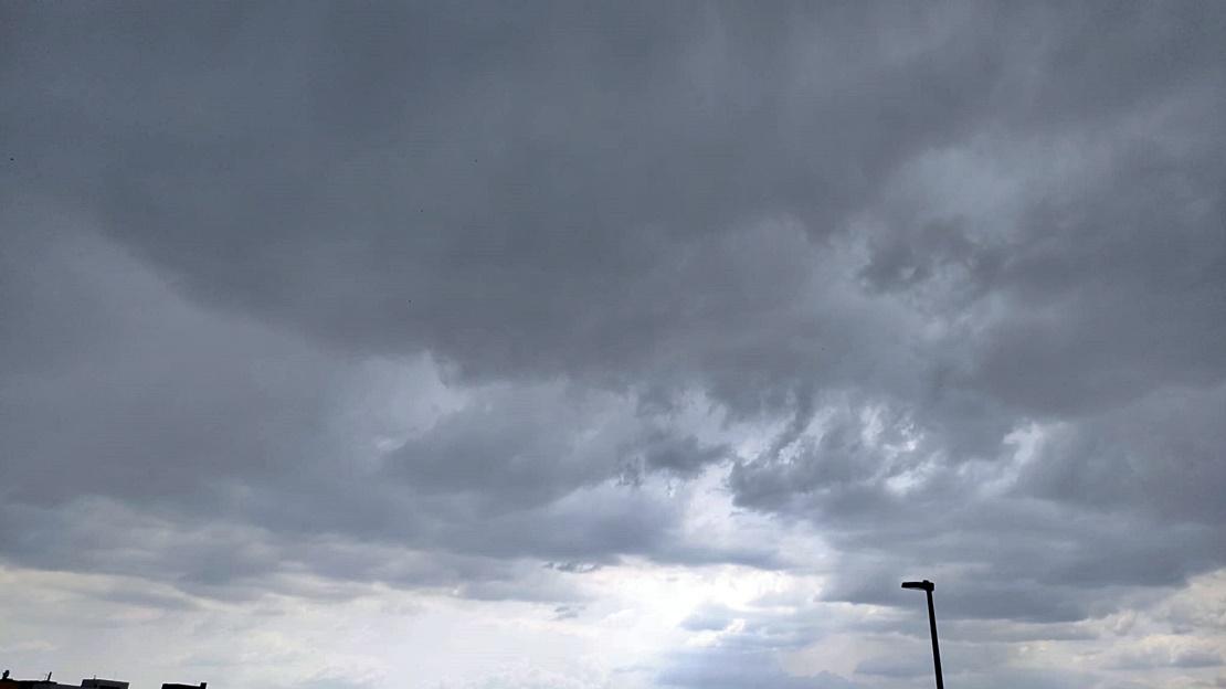 Vuelven las tormentas en plena racha de calor a Extremadura