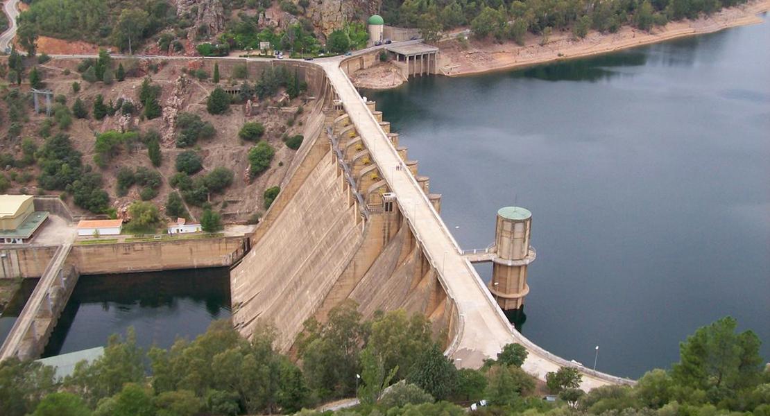 Disminuye un 1,6% la reserva de agua en los embalses