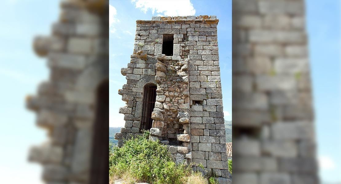 Cultura inicia el proceso para declarar Bien de Interés Cultural el castillo de Eljas