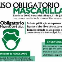 ¿Vuelve a ser obligatoria la mascarilla en Extremadura?