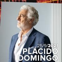 El STONE mantiene el concierto de Plácido Domingo