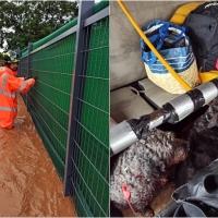 El CPEI realiza múltiples intervenciones a causa de las fuertes lluvias