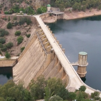 La reserva hídrica española se acerca al 40%