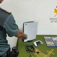 La Guardia Civil investiga a un menor de edad en Extremadura